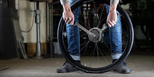 Wheelrunner Workshops - 3. replace chain & cassette
