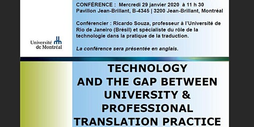Technology and the Gap between University  & Professional Translation Practice