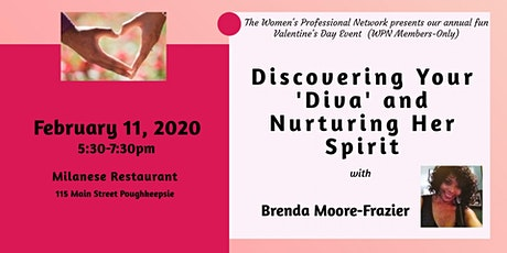 Discovering Your 'Diva' and Nurturing Her Spirit (WPN Members-Only) tickets