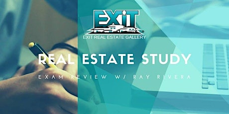 Real Estate Study Exam Review - September tickets