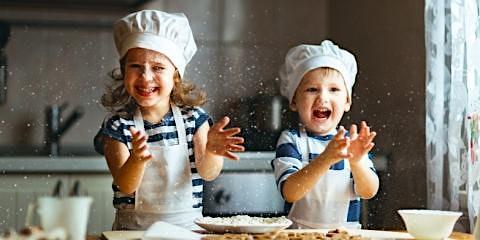 11:30am March Kids Cooking Class