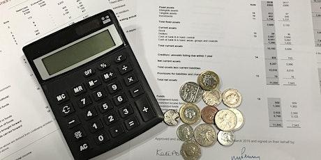 Ramblers Training for Treasurers - Edinburgh tickets
