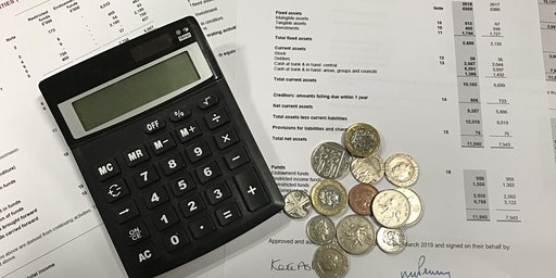 Ramblers Training for Treasurers - Edinburgh