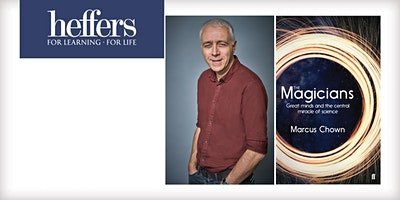 Joinacclaimed science writer Marcus ...