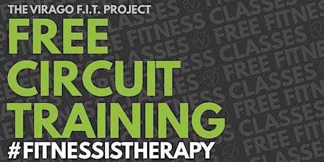 FREE Virago F.I.T. Circuit Training Class tickets