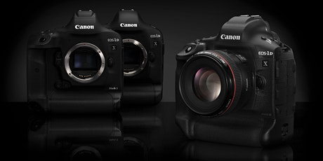 Canon EOS 1DX mark III Showcase Manchester tickets