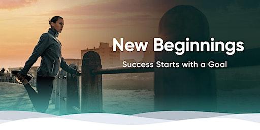 New Beginnings- MaxLiving Seminar