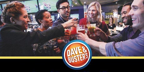 Capital One Employee Appreciation Day at Dave & Buster's Richmond! tickets