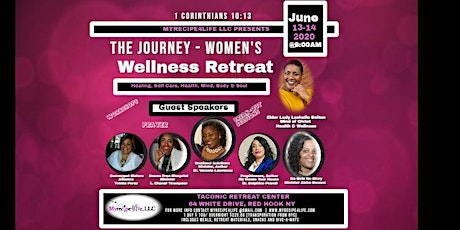 The Journey - Women's Wellness Retreat tickets