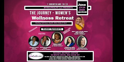 The Journey - Women's Wellness Retreat