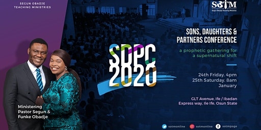 SDPC Ministers' Conference 2020 Online