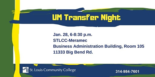 University of Missouri Transfer Night