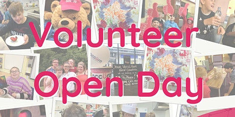 Accuro Volunteer Open Day tickets