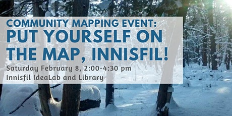 Put yourself on the map, Innisfil! tickets