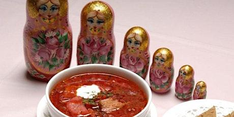 Russian Flavor  Shishi Israeli. tickets