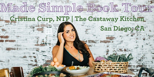 Made Simple Book Tour | Cristina Curp in conversation with Christina Rice