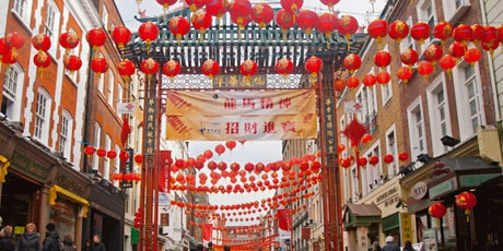 Business Junction's Chinese New Year Networking lunch at Dumplings Legend, Thursday 6th February tickets