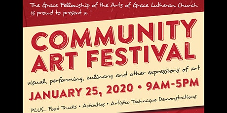 Community Art Festival tickets