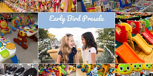 Early Bird Presale