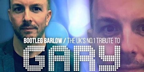 Gary Barlow Tribute Night tickets