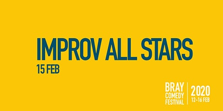 Improv All Stars tickets