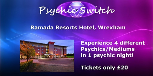 Psychic Switch - Wrexham