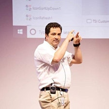 Andres Rojas, MCT, MVP Reconnect, Senior Architect and TSI General Manager logo