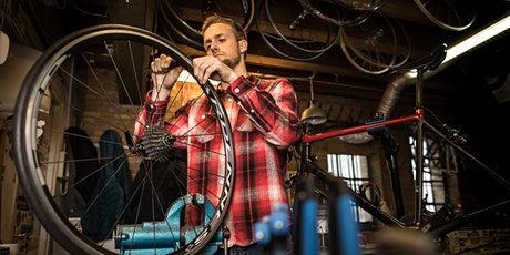 Wheelrunner Workshops - 5. all about tubeless tickets