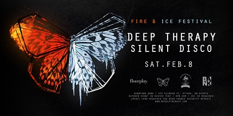 Fire & Ice : Deep Therapy Silent Disco tickets
