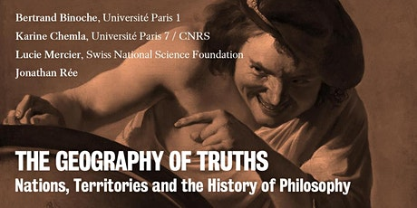 The Geography of Truths: Nations, Territories and the History of Philosophy tickets