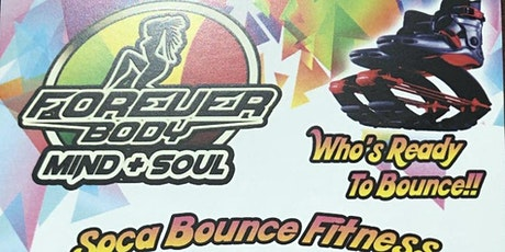 Soca Bounce Fitness tickets