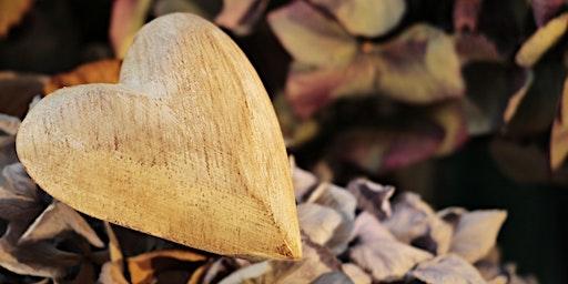 Settling Into Stillness: a heart led workshop of acceptance and gratitude.