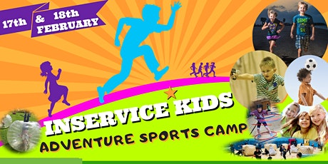 INVERNESS INSERVICE ADVENTURE SPORTS CAMP MONDAY 17TH AND 18TH OF FEBRUARY tickets