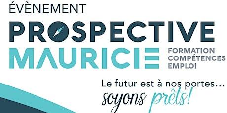 Prospective Mauricie | Formation-Compétences-Emploi billets