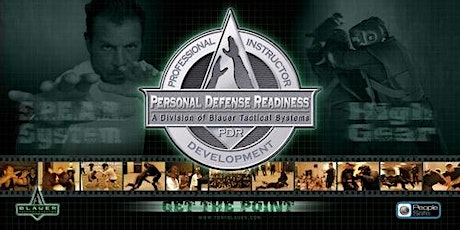 One Day Self-defence - Essential PDR -Part 2 tickets