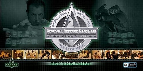 One Day Self-defence - Essential PDR -Part 2