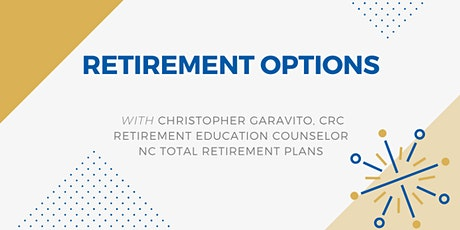 DARE - Personal Retirement Plans Session tickets