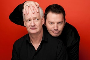 "Colin Mochrie and Brad Sherwood - ""The Scared Scriptless Tour"""