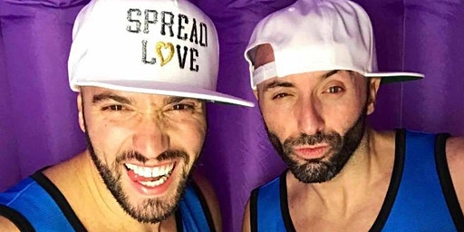DECADE OF ZUMBA PARTY - with Special Guests the Men of Portugal