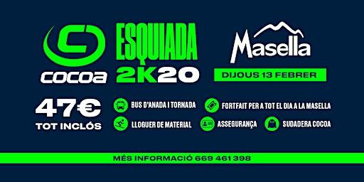 ESQUIADA COCOA 2K20