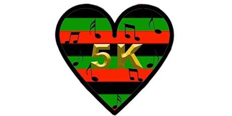 INAUGURAL HEALTH DISPARITIES  5K WALK/RUN (HIV/AID tickets