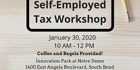 Self-Emplyed Tax Workshop tickets