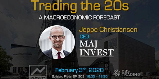 Trading the 20s // Jeppe Christiansen, CEO at Maj Invest