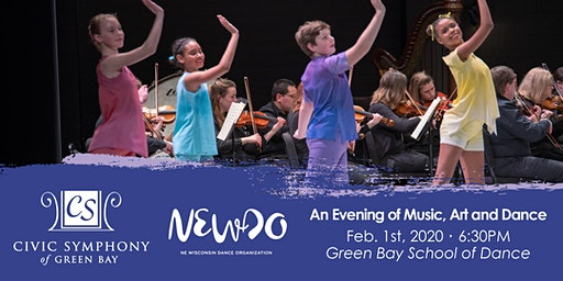An Evening of Music, Dance and Art with CSGB and NEWDO