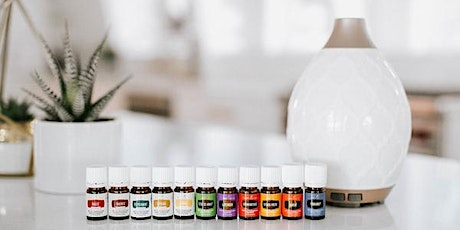 Introduction to Non-Toxic Living & Essential Oils tickets