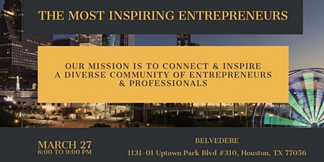 Houston Entrepreneur Society tickets