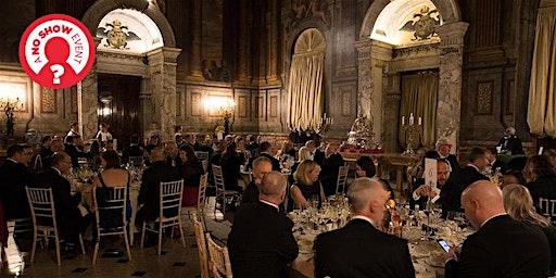 B4 Dinner at Blenheim Palace