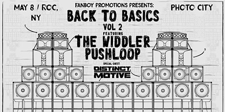 Back To Basics Vol. 2: The Widdler x Pushloop Special Guest Distinct Motive tickets