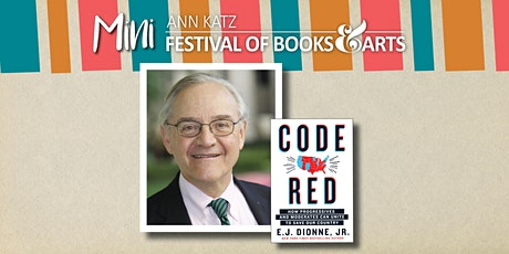 EJ Dionne, Author of CODE RED tickets
