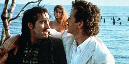 Uncaged: ZANDALEE (1991) - director's cut laserdisc + MYSTERY FILM!